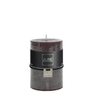 jline-kaars-graniet-m-48h